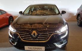 Chi tiết Renault Talisman, đối thủ của Toyota Camry và Mazda6 tại Việt Nam