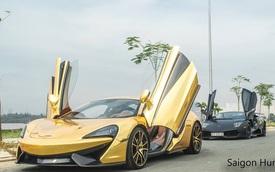 """Cặp đôi siêu xe từng thuộc sở hữu của Cường """"Đô-la"""" và Minh """"Nhựa"""" thân thiết cùng nhau"""