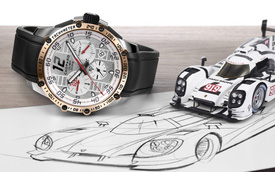 290 triệu để sở hữu chiếc đồng hồ dành riêng cho tín đồ Porsche
