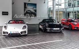 Khách hàng Việt Nam sắp được trải nghiệm hàng loạt xe Porsche