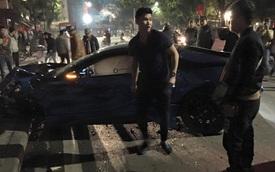"""Cư dân mạng thương xót BMW i8 gặp nạn, """"ném đá"""" thiếu gia Hà thành"""