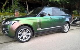 Đại gia Huế gây sốc với Range Rover màu độc trị giá 12 tỷ Đồng