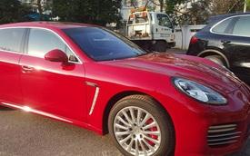 Đại gia Quảng Ninh tậu Porsche Panamera Turbo Exclusive 9,78 tỷ Đồng