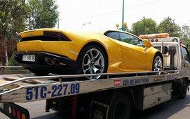 """Đại gia Tây Ninh tậu siêu xe Lamborghini Huracan biển """"tứ quý"""" 8"""