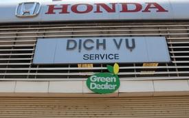 Đại lý Ô tô Honda đạt tiêu chuẩn Đại lý Xanh trên toàn hệ thống