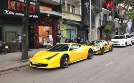Dàn siêu xe và xe thể thao tiển tỷ rước dâu tại Sài thành