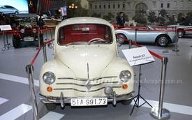 Xe của tình báo Phạm Xuân Ẩn xuất hiện cùng dàn xe cổ tại VIMS 2016