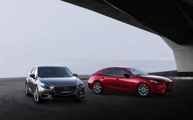 Mazda3 2017 có giá chưa đến 400 triệu Đồng tại Mỹ