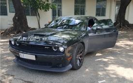Bắt gặp hàng hiếm Dodge Challenger SRT 392 dạo phố Sài thành