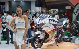 Đối thủ của Yamaha R3, Benelli Tornado 302 ra mắt tại triển lãm xe máy 2016