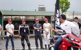 Nhiều biker Việt chưa lái xe phân khối lớn đúng cách