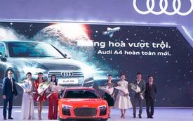 """Triển lãm xe sang Audi Progressive tại Hà Nội có gì """"hot""""?"""