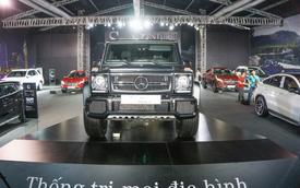Video: Khám phá bộ sưu tập SUV trị giá 60 tỷ đồng của Mercedes Benz tại Hà Nội