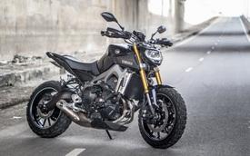 """Diện kiến """"hàng hiếm"""" Yamaha MT-09 của biker Hà thành"""