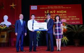 Thaco tặng xe hơn 1,6 tỷ đồng cho ĐH công nghệ giao thông vận tải