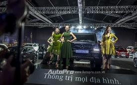 """Mercedes-Benz Fascination 2016: SUVenture - Hoành tráng nhưng """"chưa tới"""""""