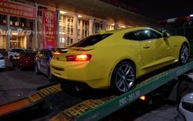 Gian nan đưa Chevrolet Camaro SS ra khỏi VMS 2016