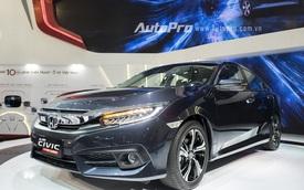 """Cận cảnh Honda Civic thế hệ mới """"bằng xương, bằng thịt"""" tại Việt Nam"""
