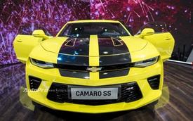 """Chevrolet Camaro SS - """"xe cơ bắp"""" đẹp nhất VMS 2016"""