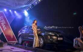 Nissan X-trail thế hệ mới chính thức ra mắt với 3 phiên bản, giá từ 998 triệu Đồng