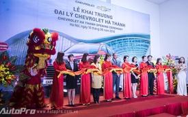Tăng sức cạnh tranh, GM Việt Nam khai trương đại lý 3S mới tại Hà Nội