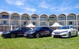 Lái thế nào để Honda Accord 2016 chỉ tiêu thụ 5,6 lít/100km?