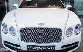 Bentley Flying Spur W12 giá 13 tỷ Đồng của nữ đại gia Việt có gì đặc biệt?