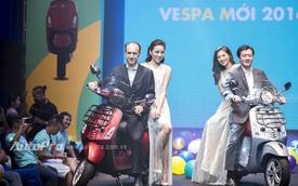 Vespa Primavera và Vespa Sprint nâng cấp với ABS, giá tăng nhẹ