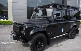 Cận cảnh Land Rover Defender 2,8 tỷ Đồng dành riêng cho Việt Nam
