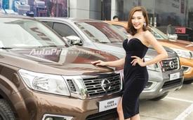 Video: Cận cảnh Nissan Navara EL số tự động, giá rẻ