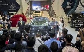 Nissan Teana và Sunny ra phiên bản mới, nâng cấp nhẹ tại VIMS 2016