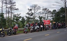 Dàn mô tô Ducati bắt đầu xuyên Việt dự Audi Progressive