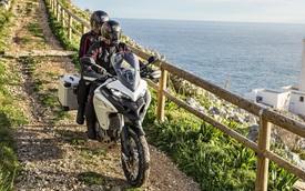 Ducati Multistrada 1200 Enduro chuẩn bị ra mắt khách hàng Việt