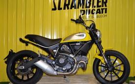 Rộ tin đồn Ducati Scrambler sẽ có phiên bản 1.100 phân khối