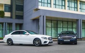 Mercedes-Benz E-Class 2017 ra mắt tại Hà Nội: nội thất tuyệt đẹp, giá rất cạnh tranh