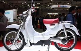 Triển lãm xe máy đầu tiên ở Việt Nam quy tụ 8 hãng xe