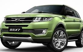 """Jaguar Land Rover kiện hãng xe Trung Quốc vì """"nhái"""" Evoque"""