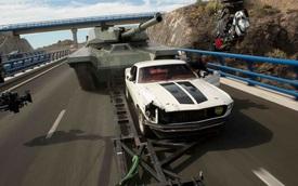 """Cảnh mạo hiểm trong """"Fast and Furious"""" được quay như thế nào?"""