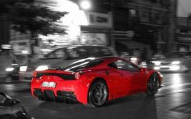 """Ferrari 458 Speciale chính thức """"định cư"""" tại Việt Nam"""