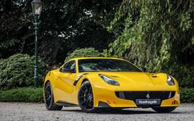Giật mình với giá bán hơn 1 triệu USD của hàng hiếm Ferrari F12tdf
