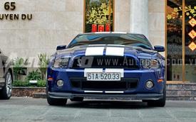 Bắt gặp hàng độc Ford Mustang Shelby GT500 đi chơi Tết tại Sài Gòn