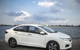 Honda City bản nâng cấp sẽ ra mắt vào tháng 10 năm nay