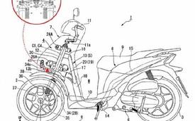 """Honda """"thai nghén"""" xe 3 bánh, có thể phát triển từ SH Mode"""