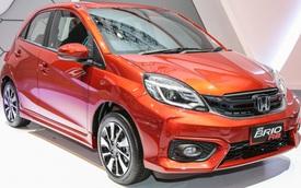 Xe giá rẻ Honda Brio Satya 2016 trình làng, chỉ từ 219 triệu Đồng