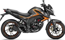 Xe côn tay Honda CB Hornet 160R phiên bản mới ra mắt, giá 27 triệu Đồng