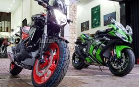 Nakedbike cá tính Honda NC750S 2016 đầu tiên cập bến thị trường Việt Nam