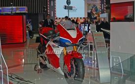 Siêu mô tô thương mại đắt nhất tại triển lãm xe máy Việt Nam 2016