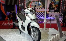 """Diện kiến """"ông hoàng tay ga"""" Honda SH 300i 2016 tại Việt Nam"""