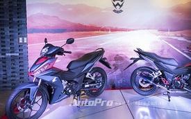 Honda Winner 150 giá lăn bánh hơn 60 triệu Đồng