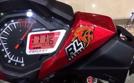 """Xôn xao ECU """"độ"""" giúp Honda Winner 150 đạt tốc độ tối đa 171 km/h"""